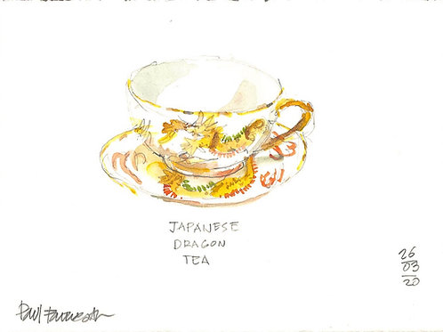 Japanese Dragon Tea