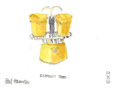 The Espresso Tree