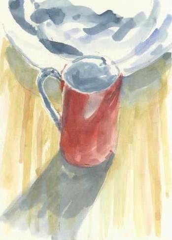 Ivans Red Cup