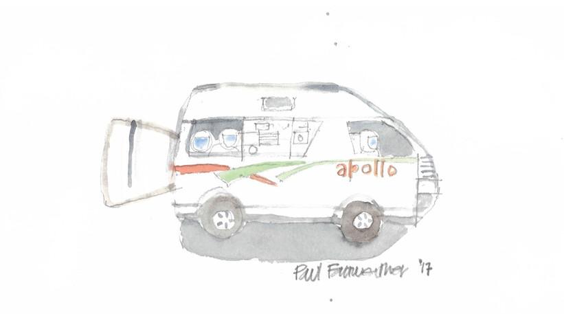 Apollo Van - 2017