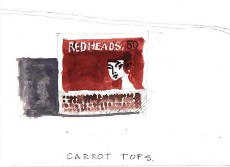 Carrot Tops I