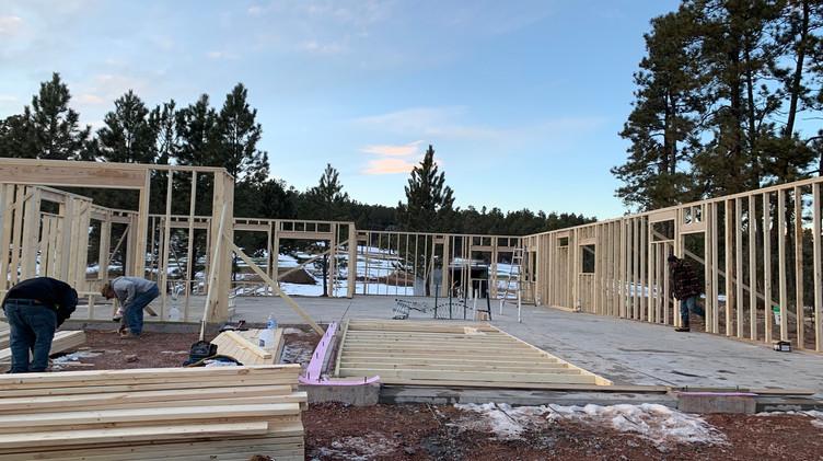 December 2019, Build