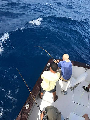 Miss Directed Deep Sea Fishing Charters
