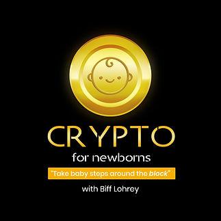 Crypto for Newborns Podcast Logo Black.j