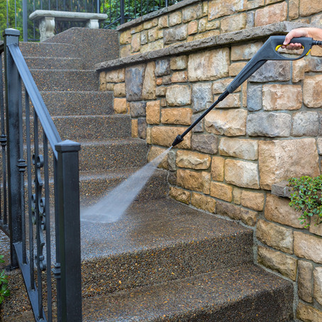 3 Kitchen Items To Clean Your Driveway With
