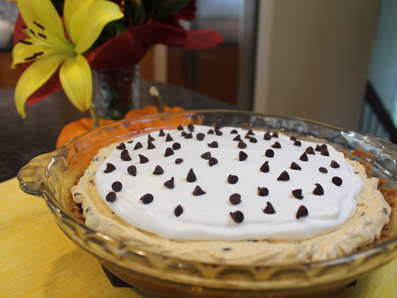 Pumpkin Dream Pie
