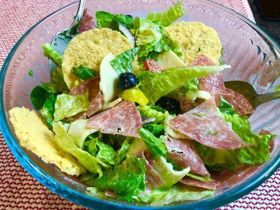 Italian Salad for the Table