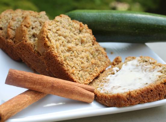 Zucchini Bread Mini Loaves