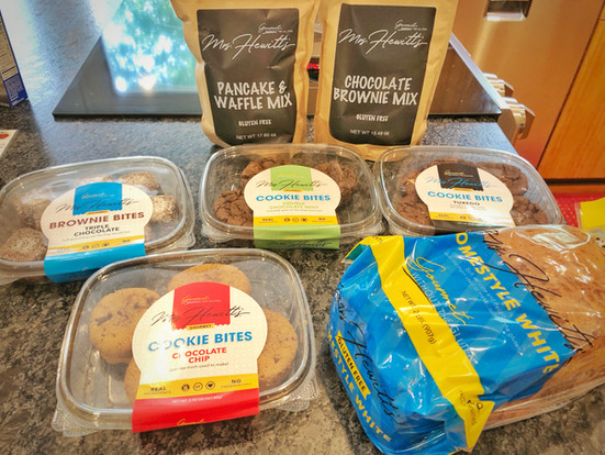 Product Review:  Mrs. Hewitt's Bakers Box