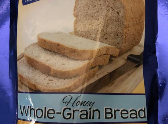 Product Review - Gluten-free Heaven Honey Whole-Grain Bread