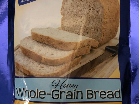 Product Review - Gluten-free Heaven Honey Whole-Grain Bread