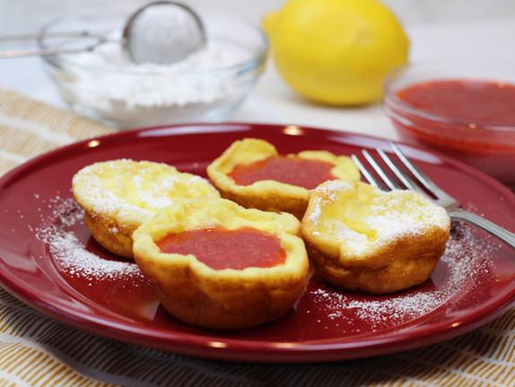 German Pancakes - Kid Style
