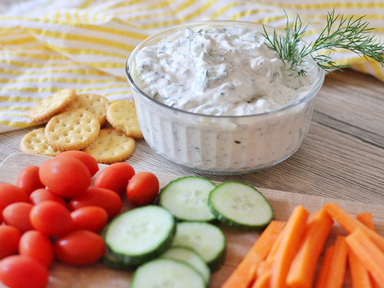 Spinach Dill Dip
