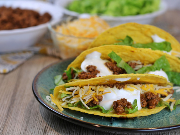 The Best Beef Taco Filling