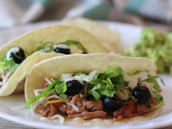 Sweet Pork Tacos