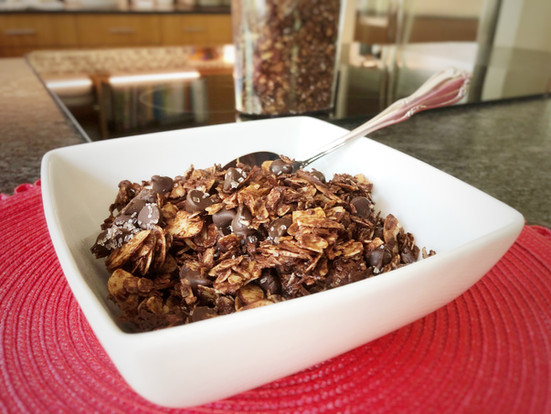 Death By Chocolate Granola