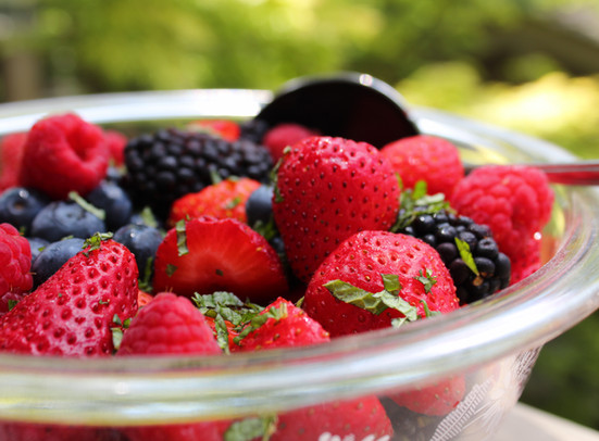 Summer Berry Medley