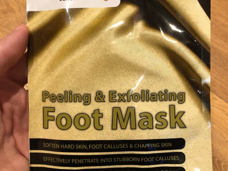 We bought the Wowcher £1 peeling foot masks - here's what happened..