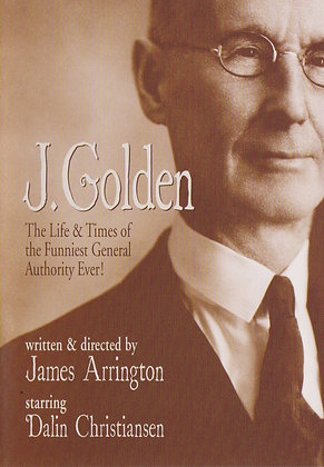 J. Golden DVD