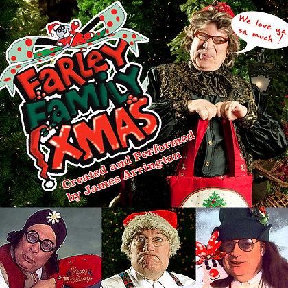 Farley Family Xmas DVD