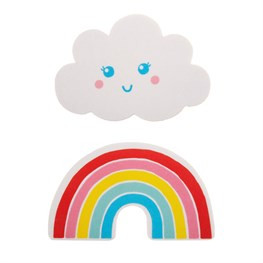Chasing Rainbow Nail File Assorted