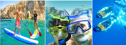 Snorkeling Cabos and Cancun