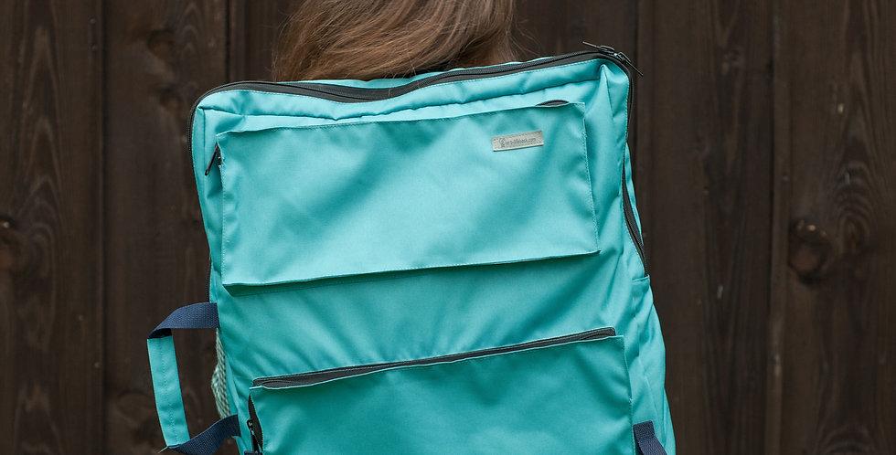 Рюкзак для пленэра  Средний. Новая модель