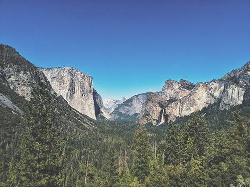 Yosemite Print (Deposit)