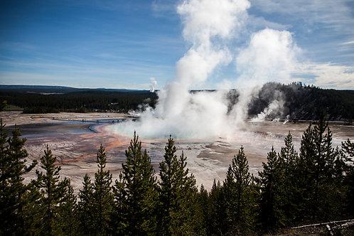 Yellowstone III Print (Deposit)