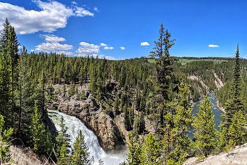 Yellowstone IV Postcard