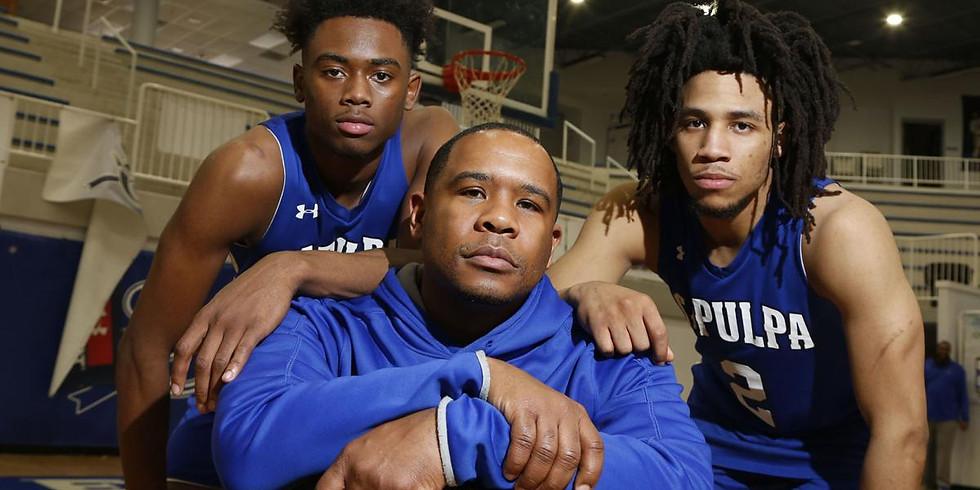 KOD - Ryan Parnell - Coach Bruner and basketball players