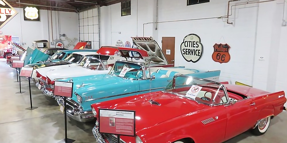 KOD - Steve Peters - Richard Holmes of Route 66 Auto Museum