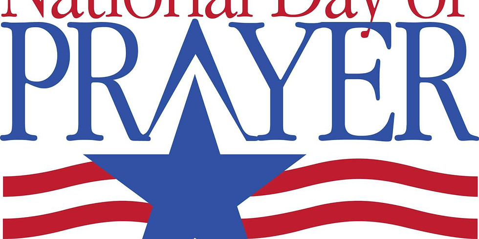 KOD Dick White - National Day of Prayer with special guest speaker