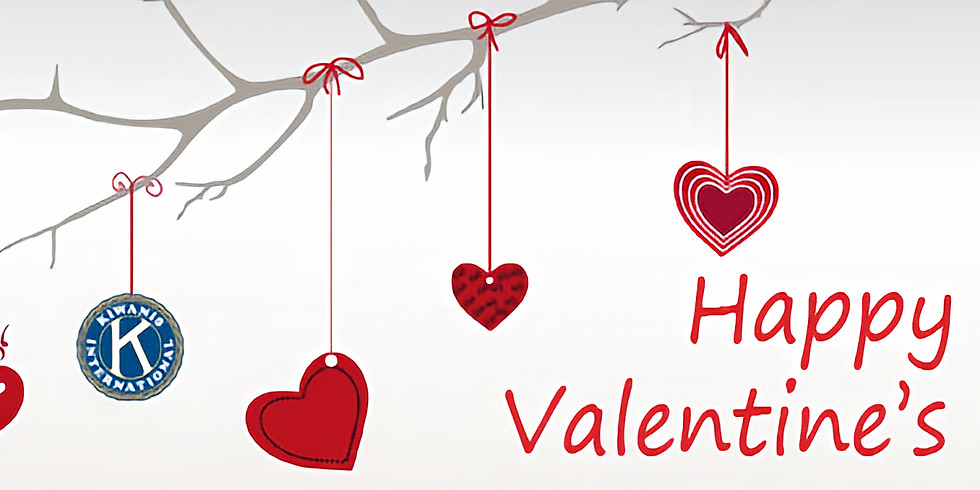VALENTINE'S LUNCH with special program