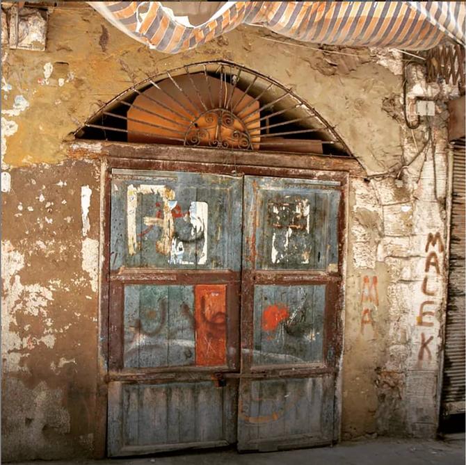The old shop around the corner