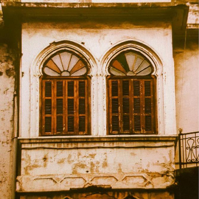 Tale of two windows