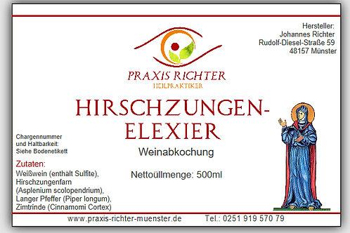 Hirschzungenelexier Hildegard von Bingen