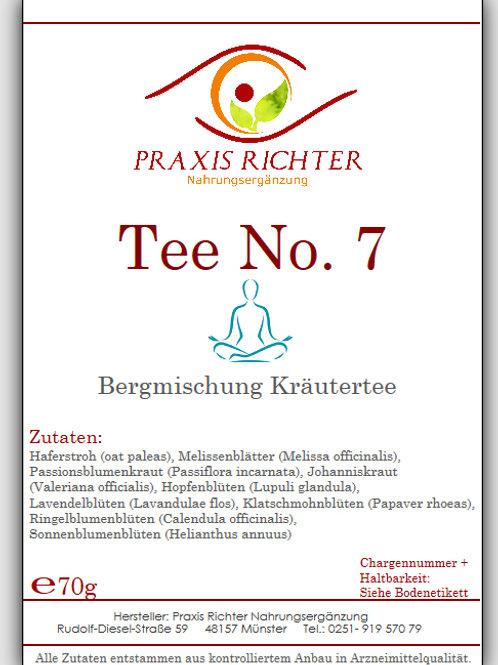 Tee No. 7 Nerven