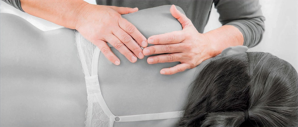 Chiropraktik, Osteopathie, Rückentherapie, Rückenschmerzen, Migräne, Hüftschiefstellungen