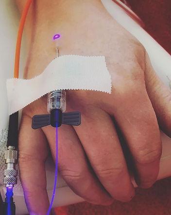 Lasertherapie Blutlaser praxis richter J
