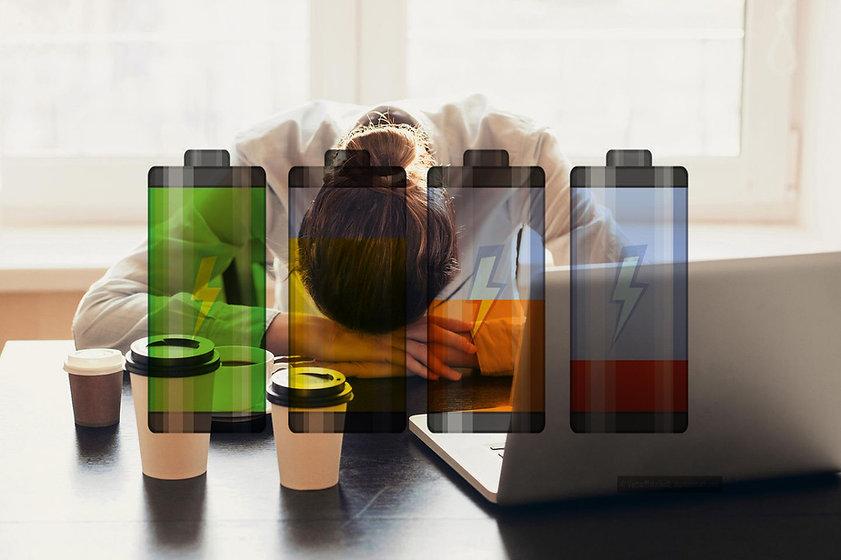 chronische müdigkeit fatigue praxis richter münster Naturheilkunde münster Batterie leer J