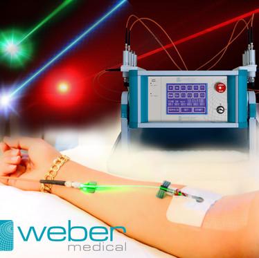 NEU bei UNS: Die Blutlasertherapie