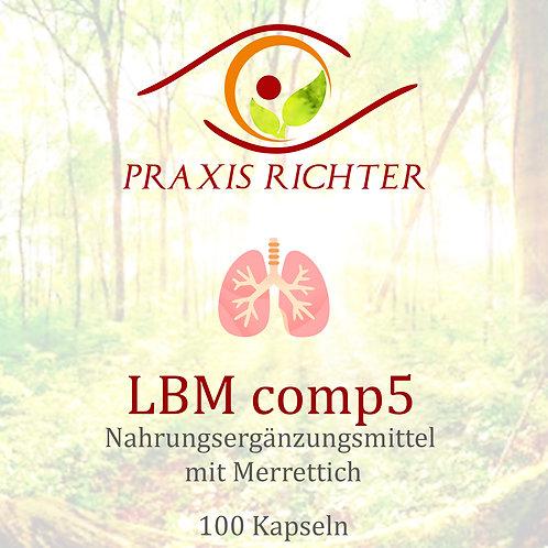 LBM comp5 Lunge