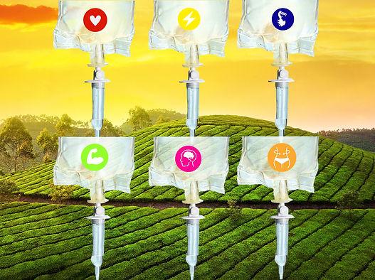 dripspa aufbauinfusionen naturinfusionsbeutel praxis richter münster