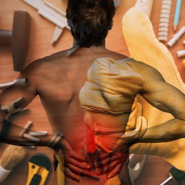 Die Rücken-Reparatur