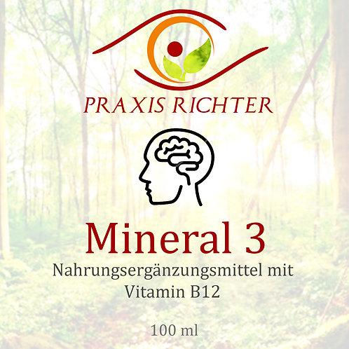 Mineral 3 Tropfen neuro