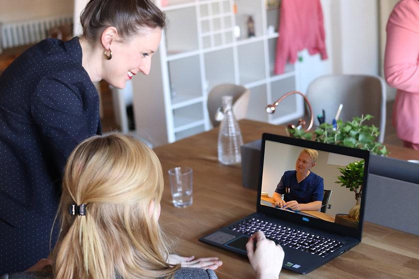 Praxis richter Münster Videosprechstunde