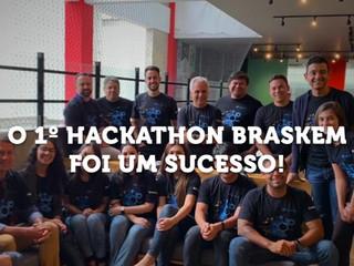 1º Hackathon Braskem