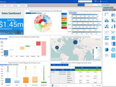Imagine if... The power of self-service data analytics