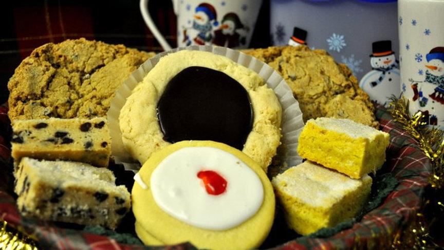 Celtic Cookie Basket